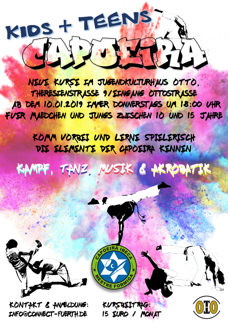 flyer capoeira kids_OTTO_2019